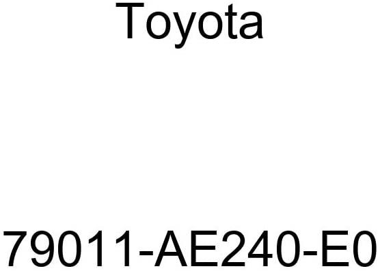 TOYOTA Genuine 79011-AE240-E0 Seat Cushion Cover Sub Assembly