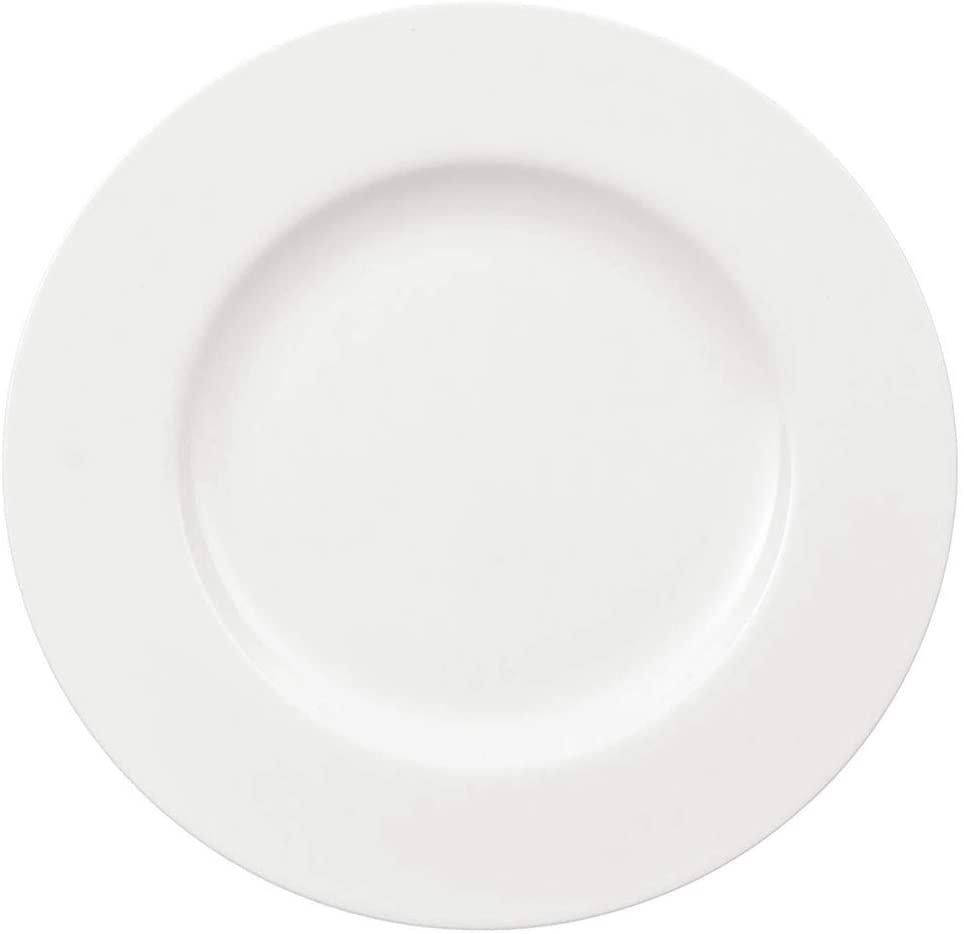 Villeroy & Boch Royal Salad Plate, White, 22 cm