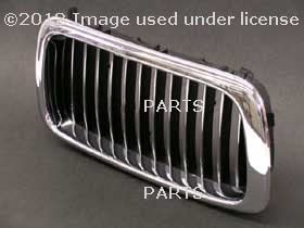 BMW Genuine Grill / Grille RIGHT for 750iL