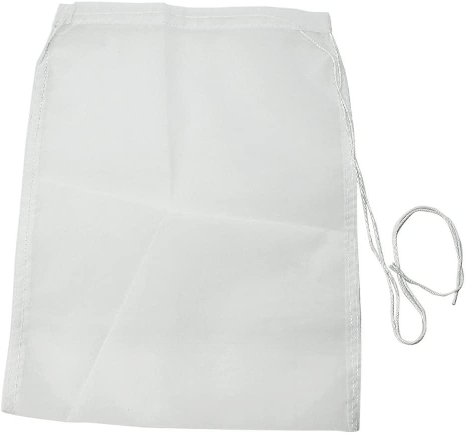 ReFaXi Practical Food Nut Milk Tea Fruit Juice Nylon Mesh Net Strain Herb Filter Bag