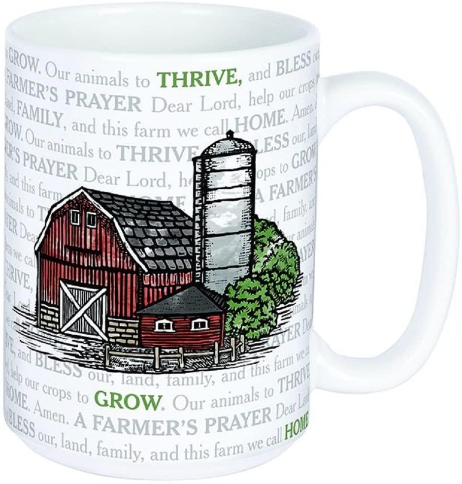 Carson Farmer Boxed Mug Ceramic Drinkware