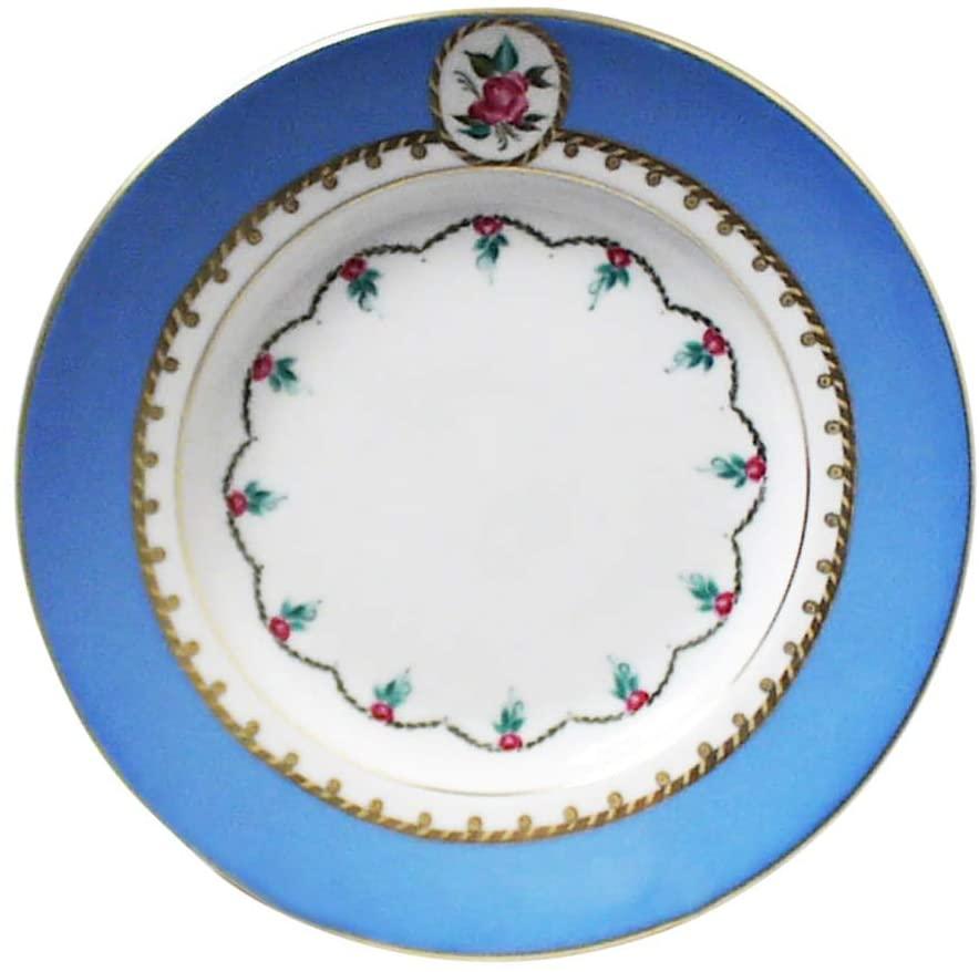 Lomonosov Porcelain Anastasia 7 Dessert Plate Rare Imperial Tableware