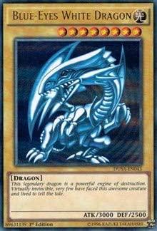 Yu-Gi-Oh! Blue Eyes White Dragon! 50 Card Lot W/Rares Guaranteed!