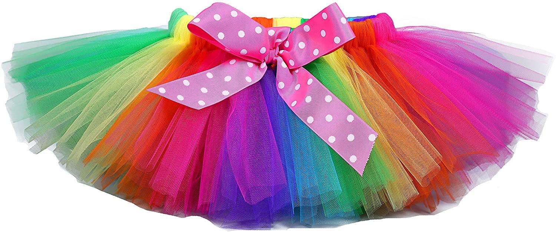 Tutu Dreams Tutu Skirts for Girls 1-14Y Handmade Puffy Skirts Holiday Recital Dance Ballet Dress Up