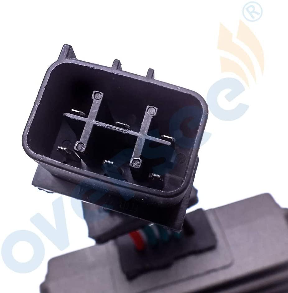 OVERSEE Ovesee Yamaha Voltage Regulator Fits 50-115 Hp 4 Strokes WSM 365-1970 OEM 68V-81960-10-00 CDI Electronics