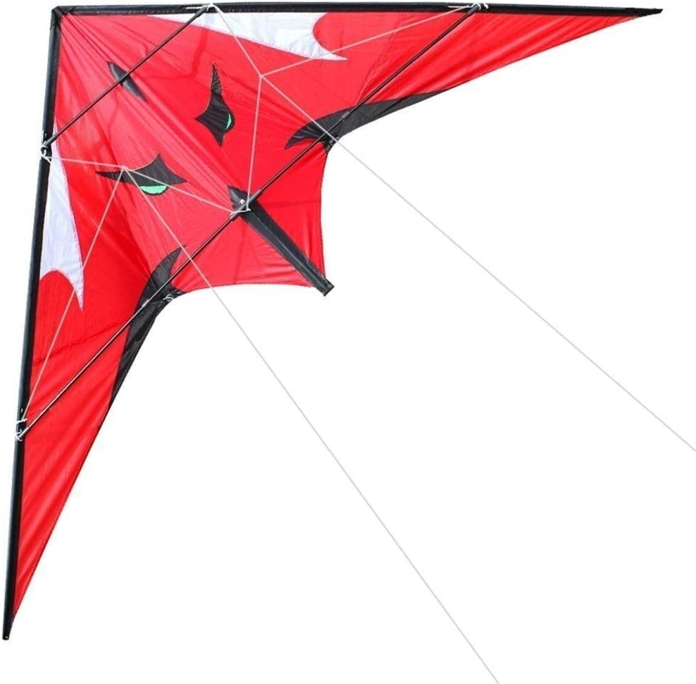 MJC Children Kite Kite, Kids Kite Kites for Kids Easy to Fly with Outdoor Sports Dual Line Stunt Kites Breeze (Color : 72 inches)