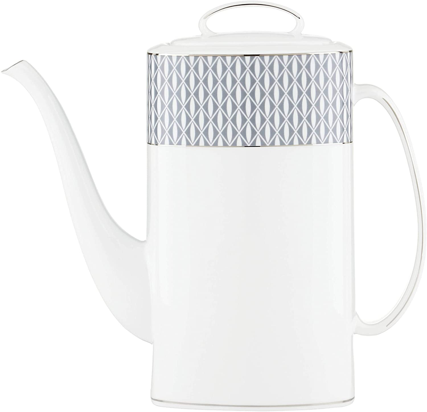 Kate Spade New York Mercer Drive coffeepot and lid