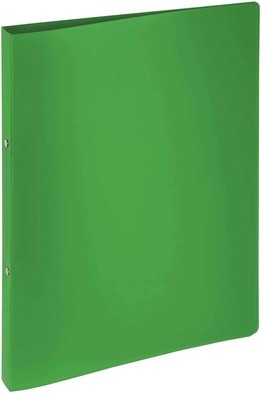 Pagna 20901Polypropylene Ring Binder A42Ring Mechanism 16mm Green
