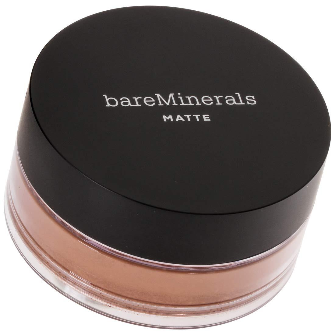 BareMinerals Loose Powder Matte Foundation SPF 15 0.21 oz Deepest Deep