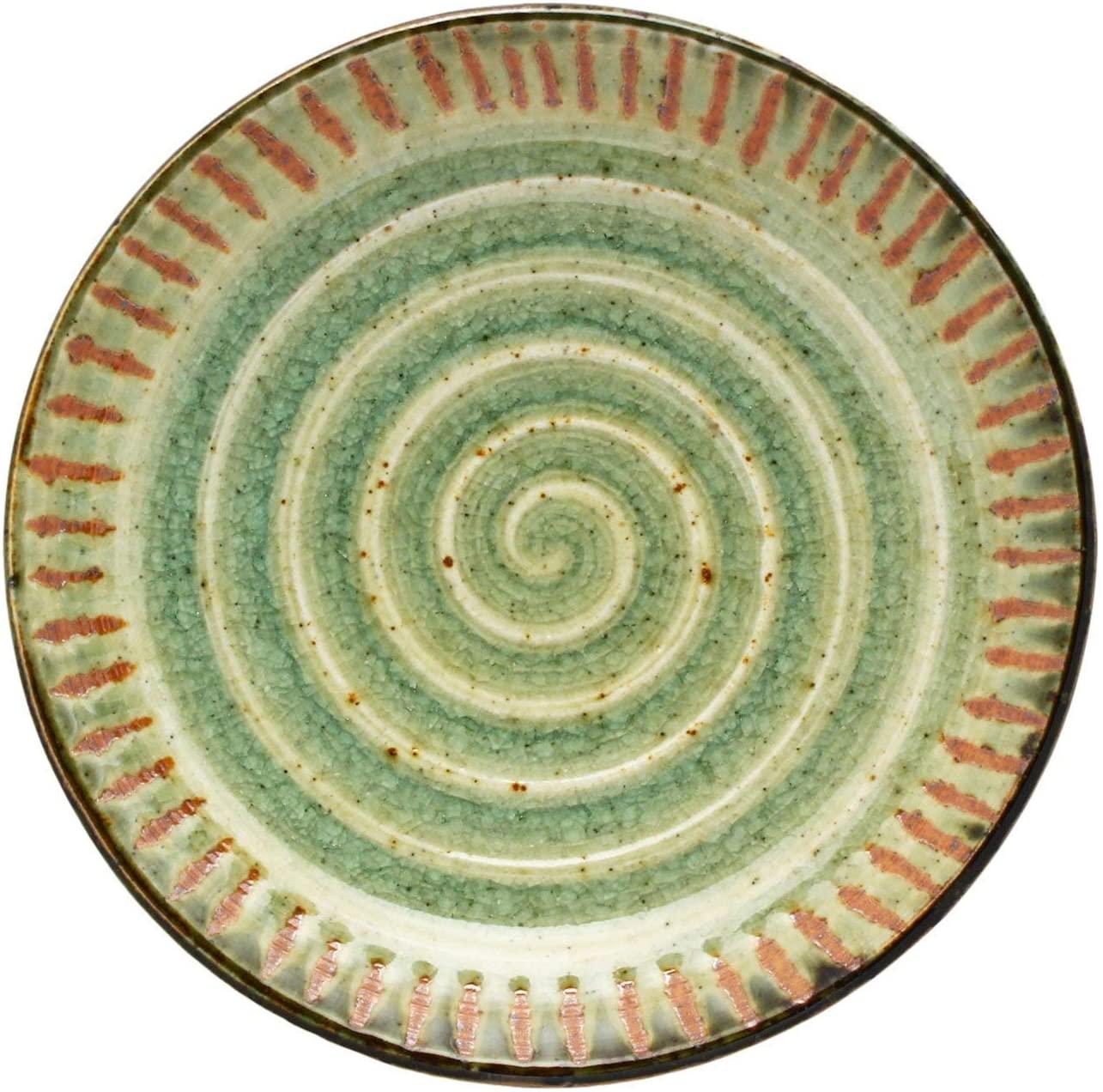 SETO Ware Plate TOKUSA 16.5 cm