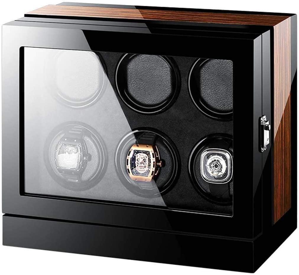 KANULAN Watch Winder Wooden Automatic Watch Winder Storage Box with Automatic Rotations WatchWindersAutomaticWatches Coffer Winder Box