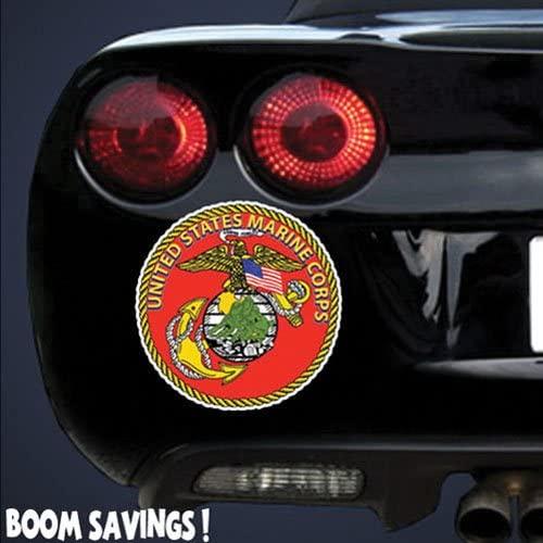 Marines USMC Iwo Jima Anchor Eagle Globe 6