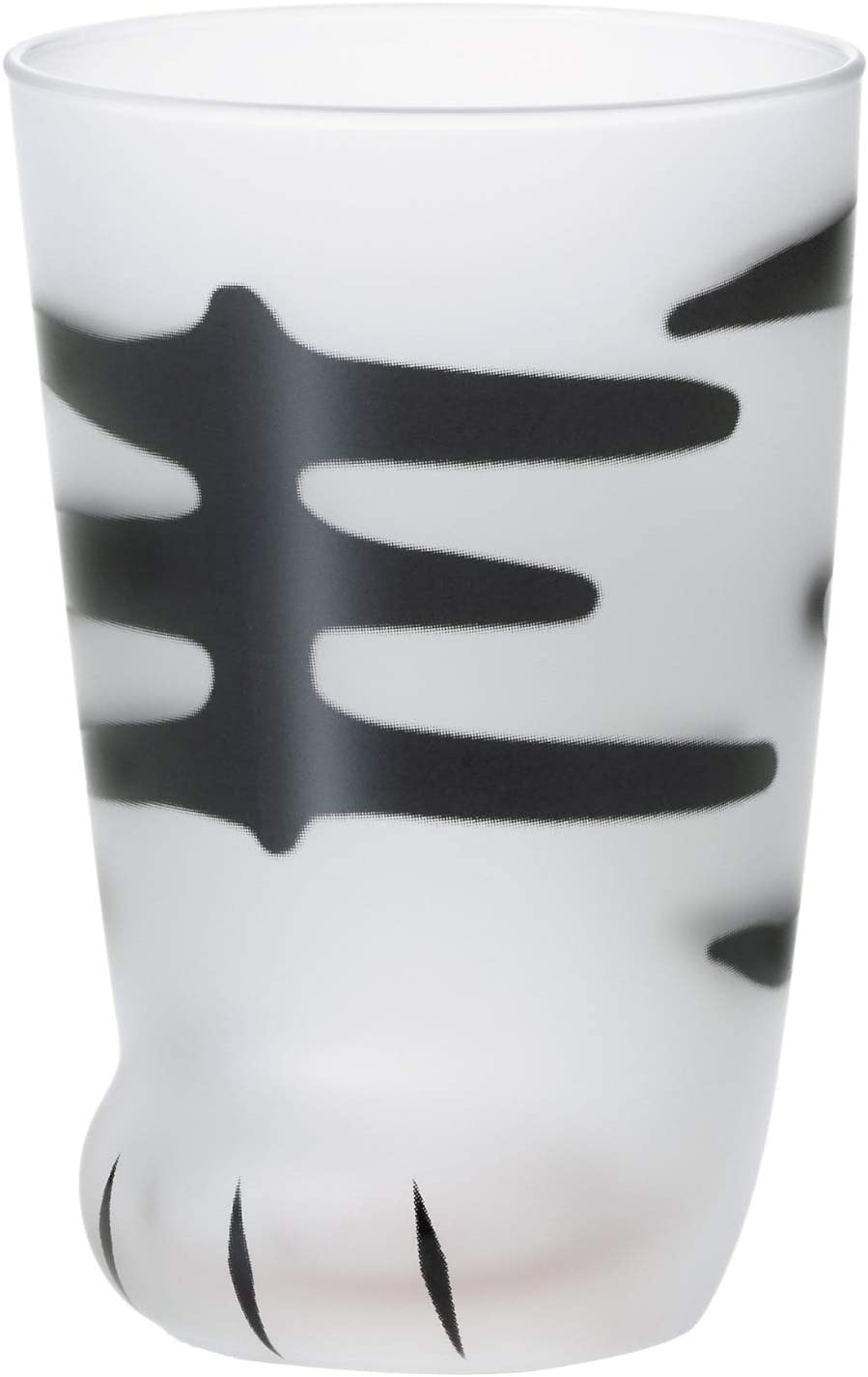 Coconeco Adelia Tumbler Clear Approx. 11.8 fl oz (300 ml) Cat Glass Parent Tiger 6047