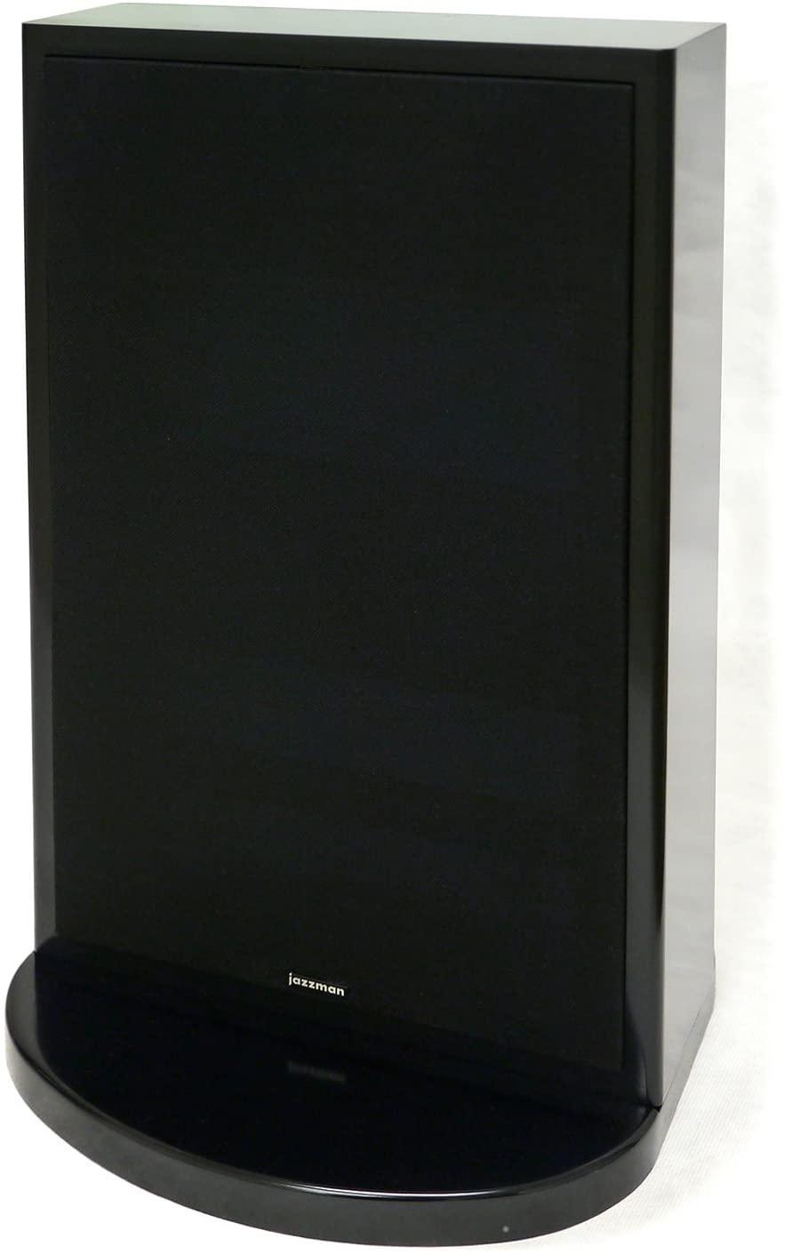 jazzman J-01X High End Speaker for Listening to Jazz an omnidirectional Audio Revolution (L+R Stereo Set)