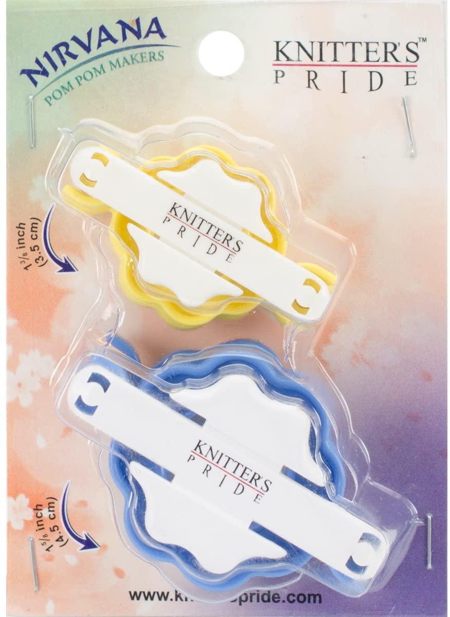 Knitter's Pride KP800412 Pom-Pom Nirvana Makers, Multicolor