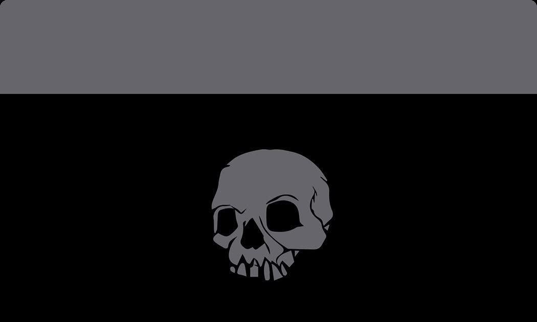 Legion Supplies Play Mat: Iconic Skull