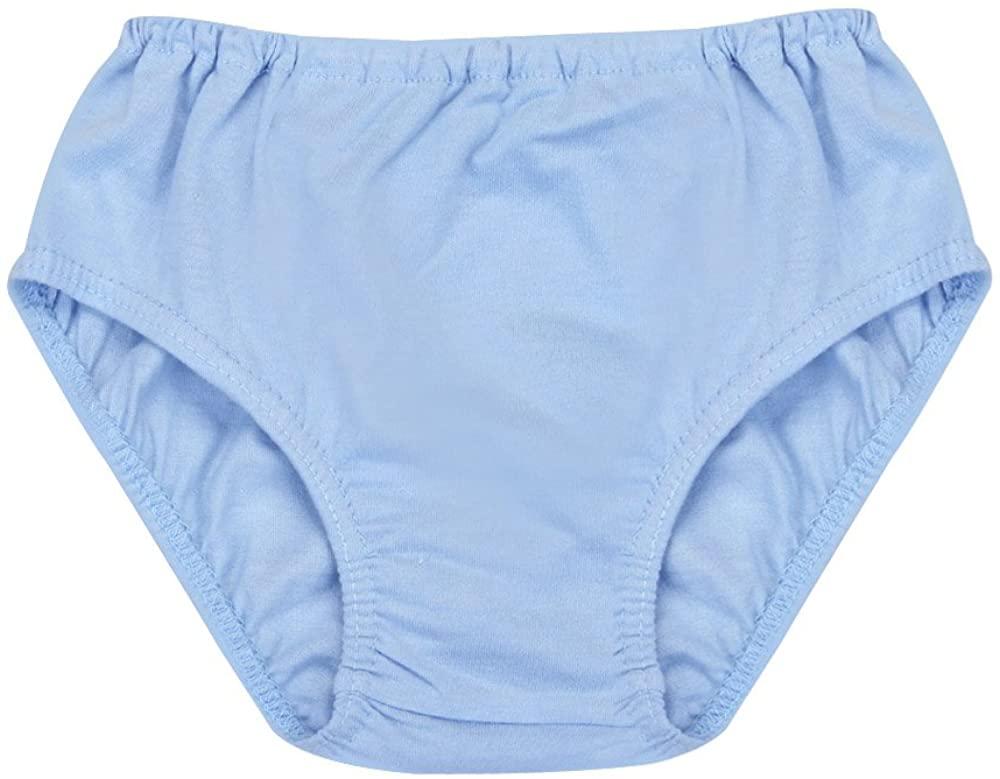 Babiesnature Organic Cotton Brief Panties Girls and Boys (2 PK Underwear)
