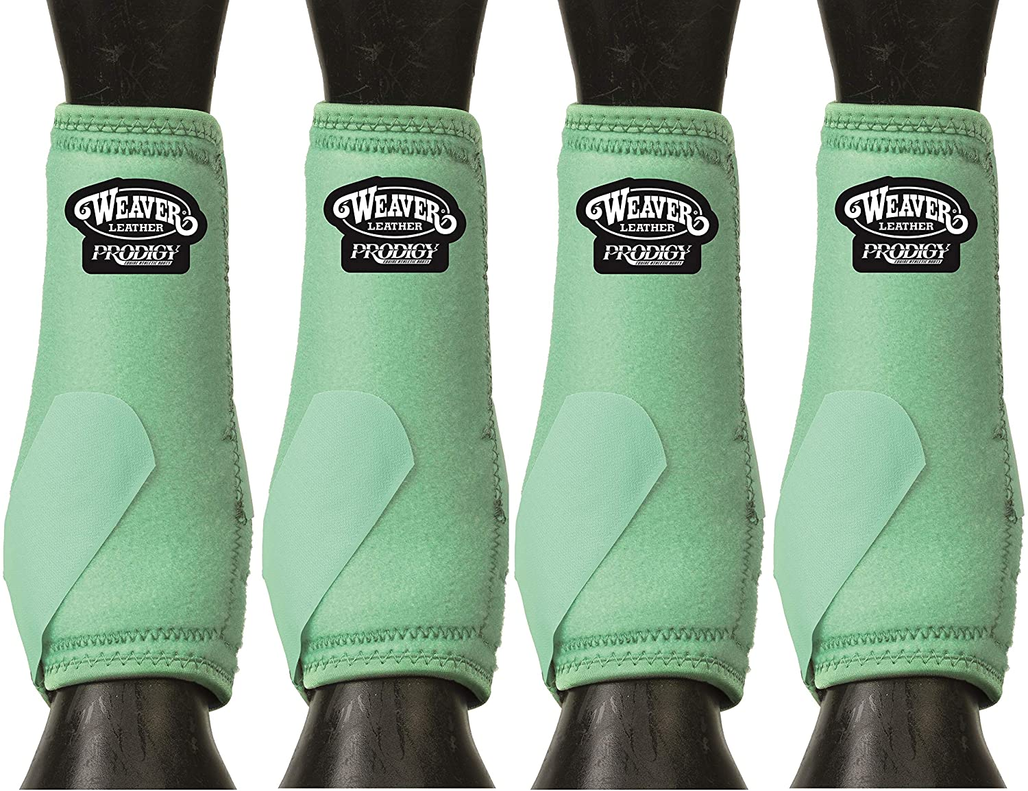 Weaver Prodigy Performance Boots 4 Pack