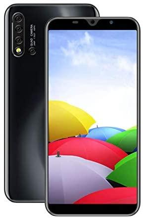 Unlocked Cell Phones, 5i 3G(WCDMA:850/2100) Android Smartphone, 5.5-inch IPS Full-Screen, Dual SIM, 1GB RAM 8GB ROM, MTK6580 Quad Core, 4800mAh, Internal Battery (Apply to T-Mobile) Black