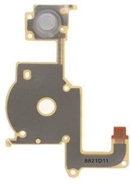 Left Key Volume Right Keypad Flex Cable+ Direction Cross Button Flex Cable for Sony PSP 3000 3004 3001 3008 300X Controller (Left Flex Cable)