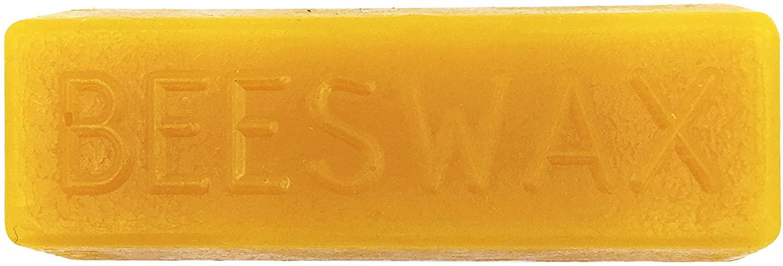 1 Ounce Premium, Pure All Natural Beeswax Bar. Alternative Imagination Brand