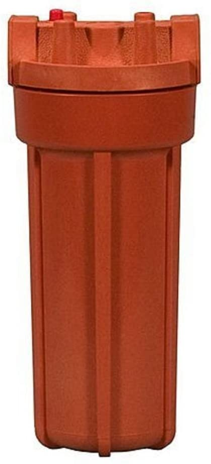10 Inch Hot Water Filter High Temperature Housing PWFHHW2510 by Kem Flow
