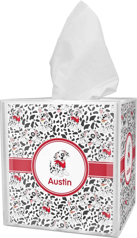 YouCustomizeIt Dalmation Tissue Box Cover (Personalized)