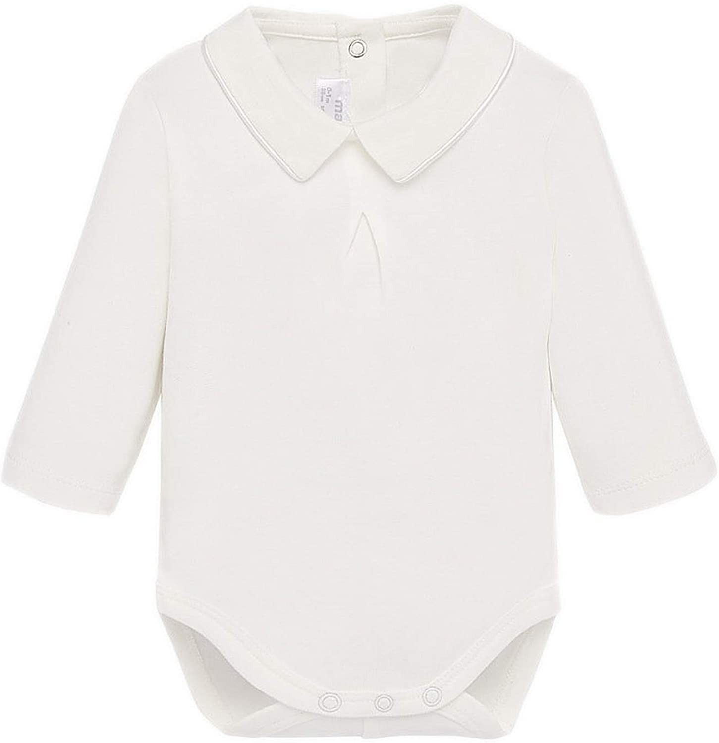 Mayoral - Body for Baby-Boys - 2734, Natural