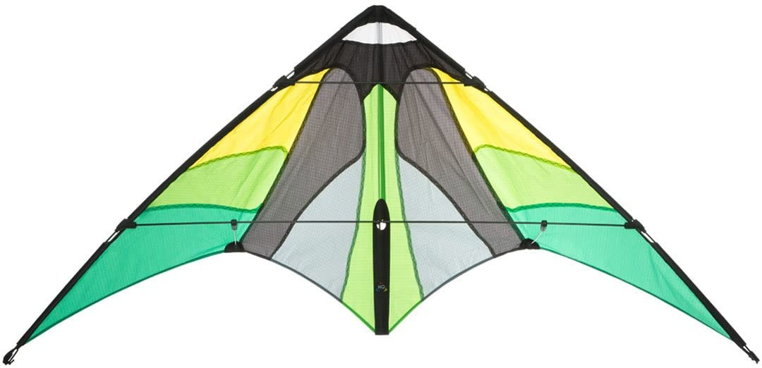 HQ Kites and Designs 117606 Cirrus Emerald R2F Kite