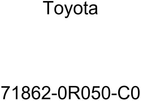 TOYOTA Genuine 71862-0R050-C0 Seat Cushion Shield