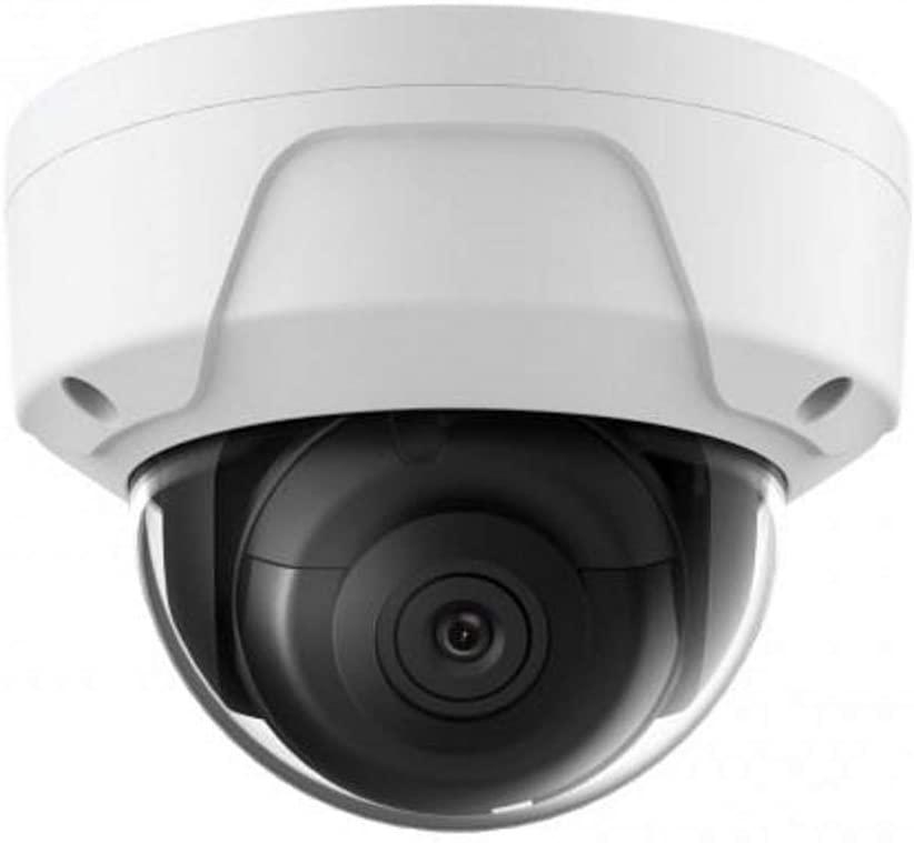 DefendItYourself.com Hikvision OEM DarkFighter 3 Megapixel Vandal Proof Dome IP Camera (2.8MM)