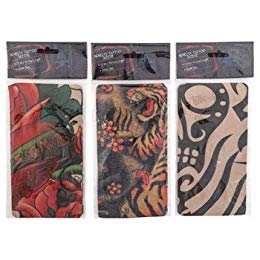 Tattoo Sleeves Novelty for Costumes, Dress up, Halloween and play fun