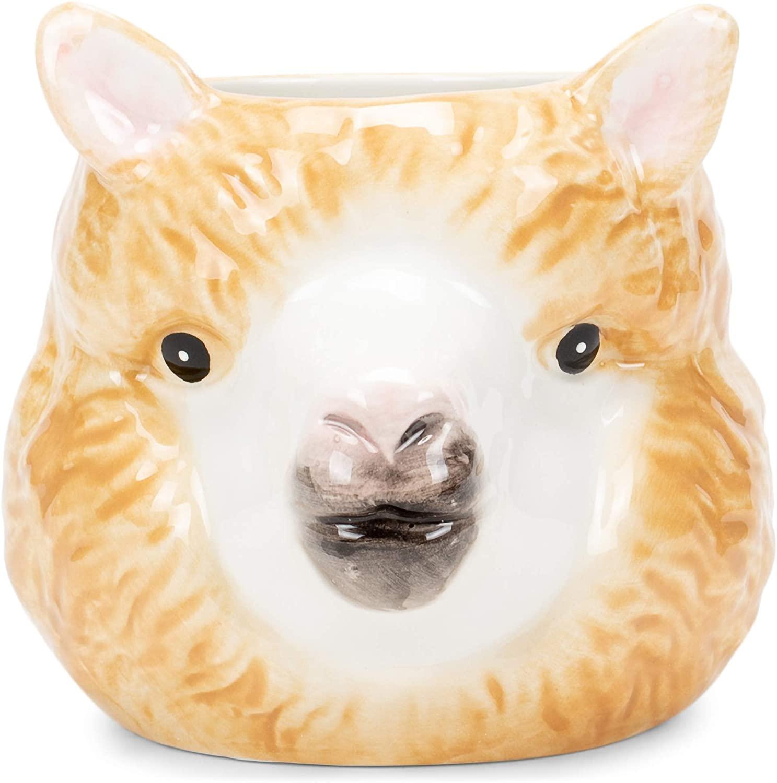 Midwest CBK 3D Llama Mug 15.5 onze