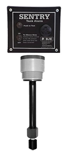 BJE 007680 Sentry Overfill, Wall Mount, Battery Operated
