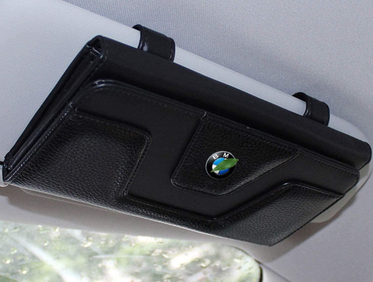 lemon Suitable for BMW car Tissue Box 3 Series 5 Series Sunshade Hanging Type 1 Series 7 Series x1x3x4x5x6 (White)