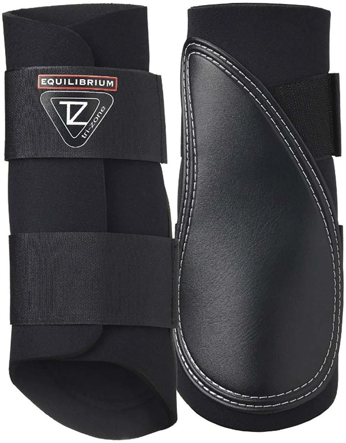 Equilibrium New Tri-Zone Brushing Boot X Small Black