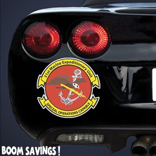 Marines USMC 31st Marine Expeditionary Unit (SOC) SSI 6
