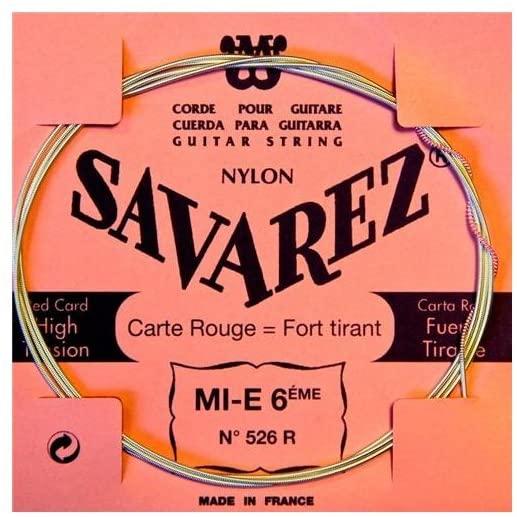 Savarez Concert 526 R red E6