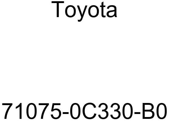 TOYOTA Genuine 71075-0C330-B0 Seat Cushion Cover