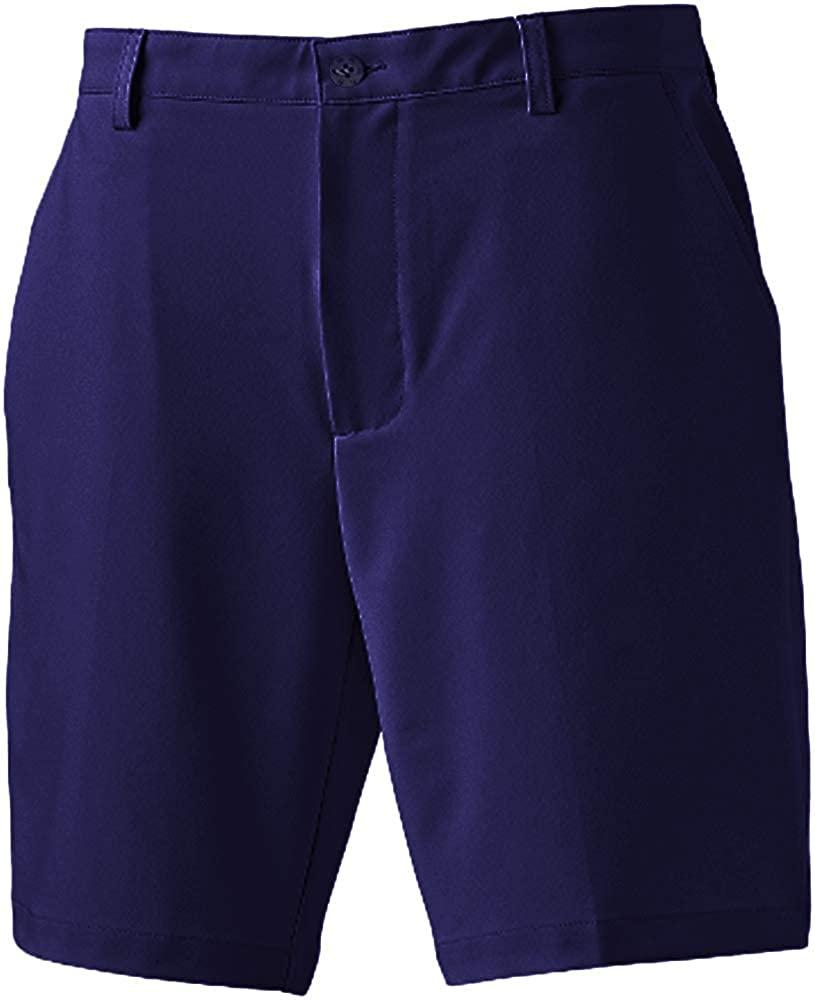 FootJoy New Performance Flat Front Golf Shorts Navy 34