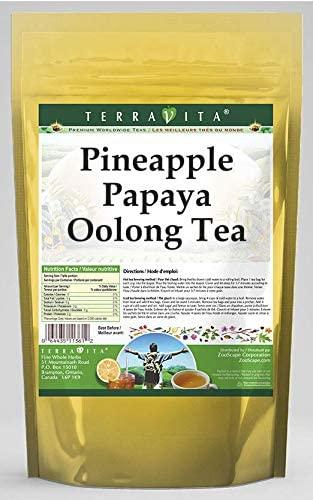 Pineapple Papaya Oolong Tea (50 Tea Bags, ZIN: 540658)