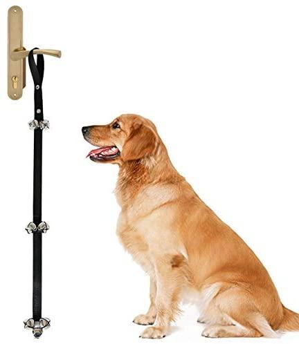 PetsPro Store Pet Doorbells for Door Knob/Potty Training/Go Outside (Pack of 2)