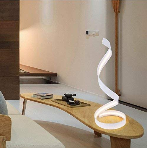 BOSSLV Simple Modern Led Lamp Bedchamber Bedside Decoration Study Room Parlor Lighting Creative Personality European Art Lighting