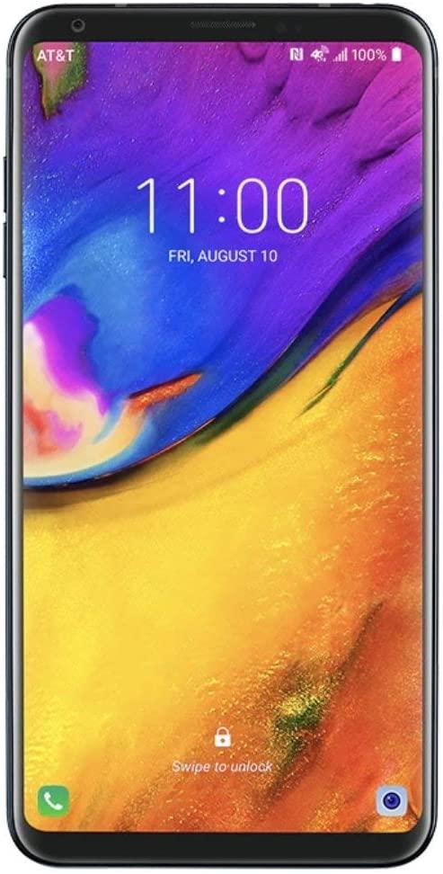 LG V35 ThinQ Smartphone, GSM Unlocked (Renewed)