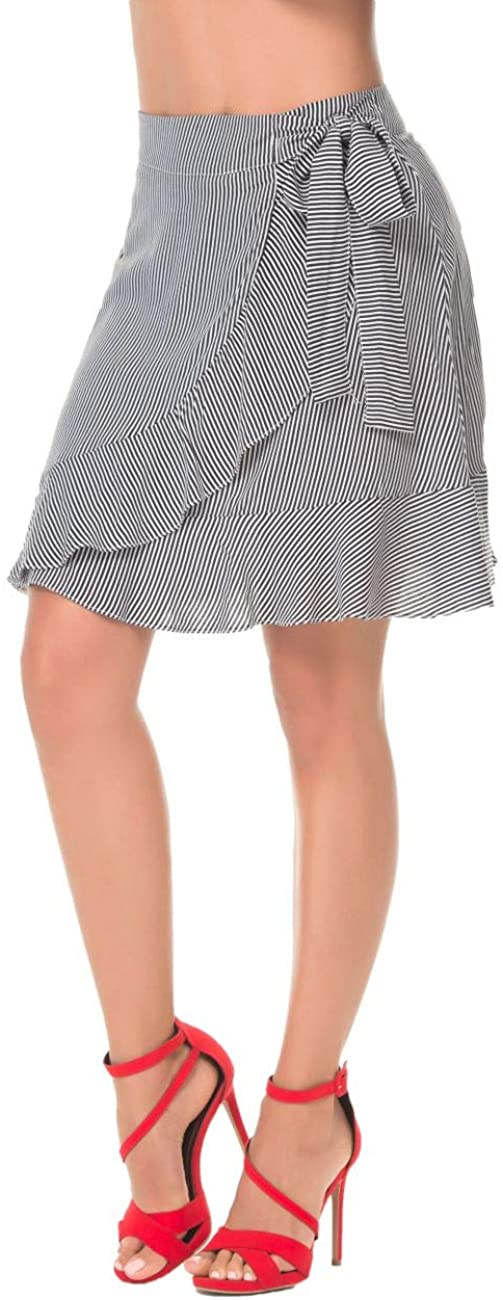 Ryocco Moda Colombiana Sexy Skirt for Women