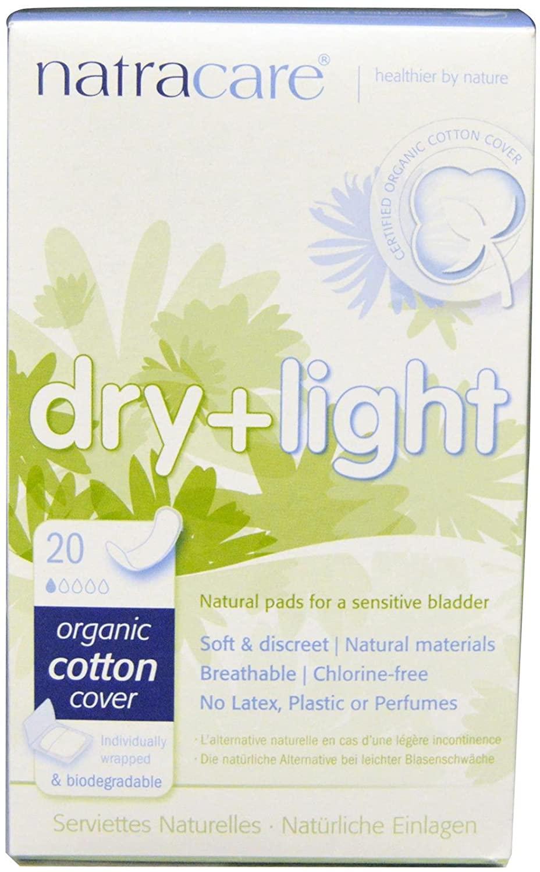 Pads, Dry & Light , 20 ct - 12 Pack