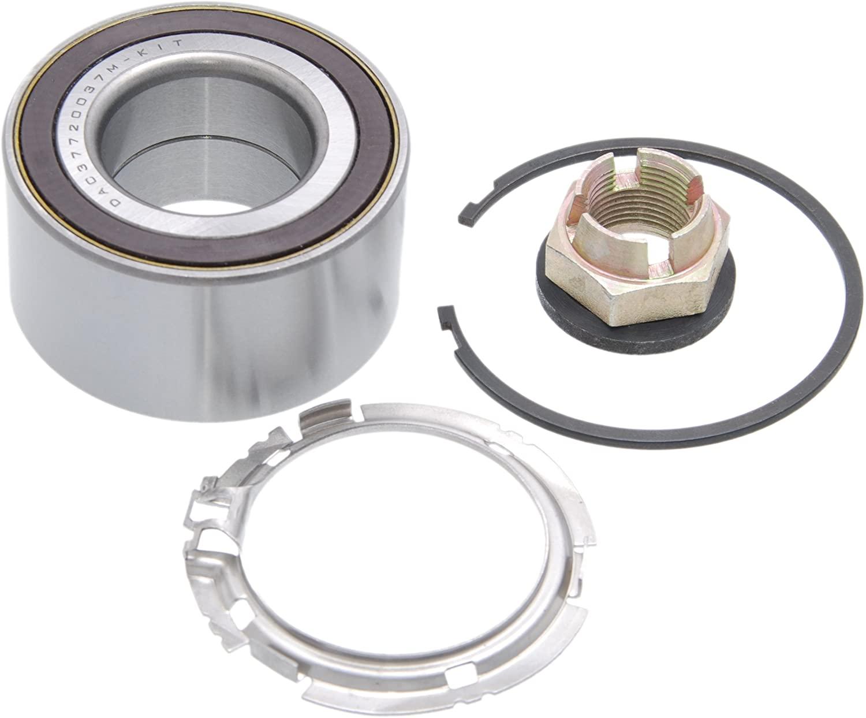 FEBEST DAC37720037M-KIT Front Wheel Bearing Kit