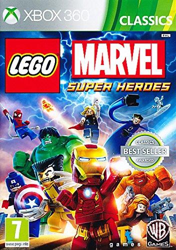 Lego Marvel Superheroes Classic (Xbox 360)