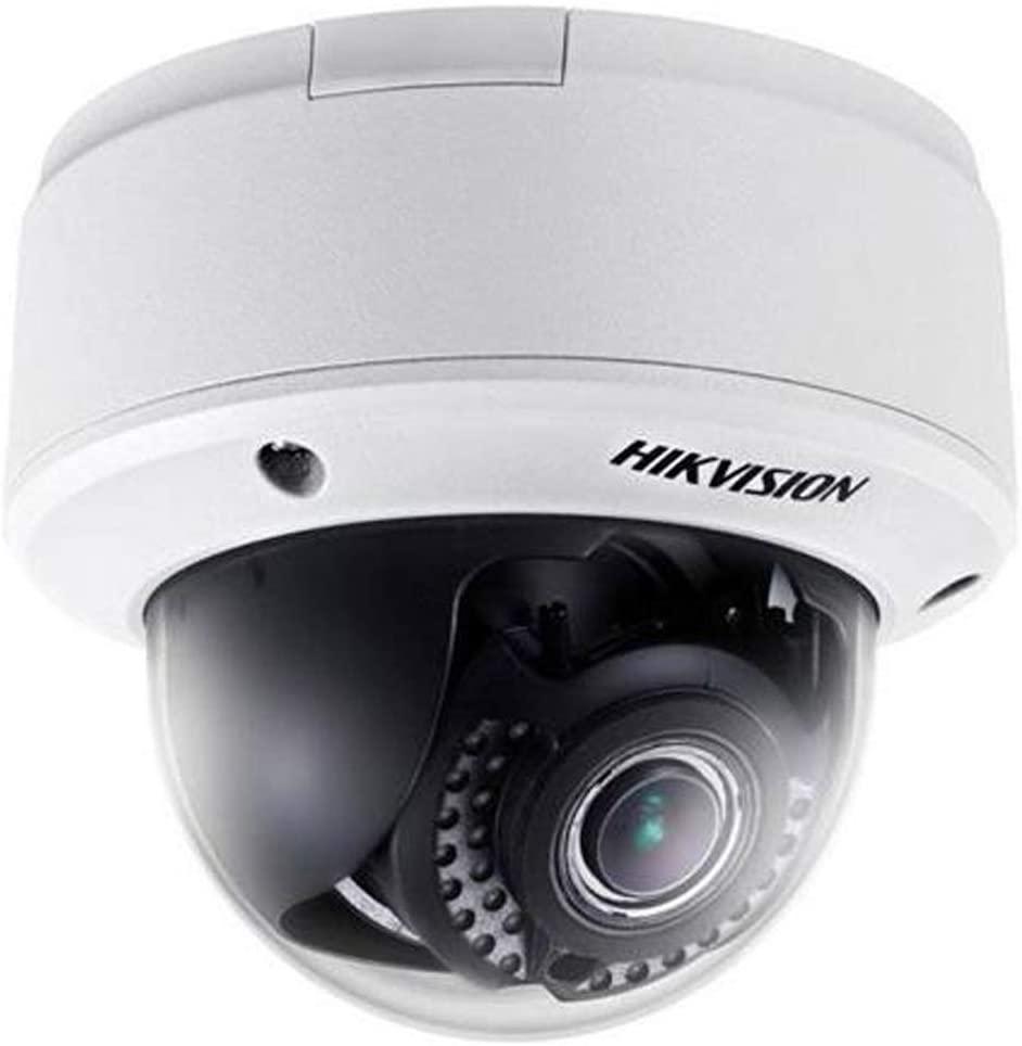 Hikvision Network Surveillance Camera, Black/White (DS-2CD4124FWD-IZ)