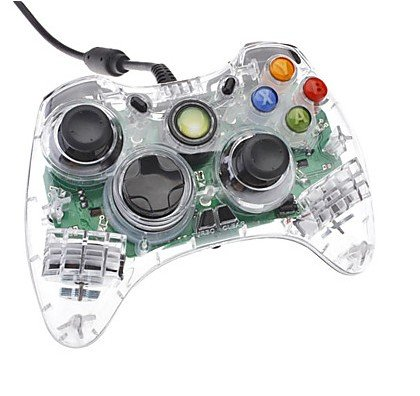 Generic Glowing Wired Controller for Xbox360